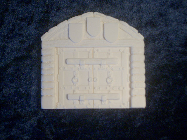 通用門(表側・裏側1組) - 画像5