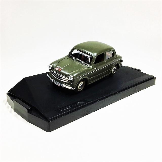 FIAT 1100/103 CARABINIERI 1/43 【PROGETTO K】【1個のみ】【税込価格】