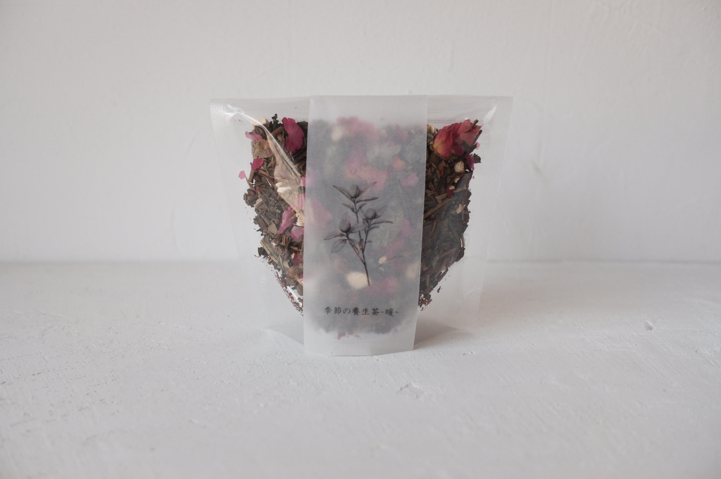草々 sousou 季節の養生茶 〈 暖 〉 40g