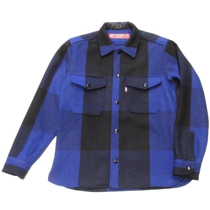 HIDEANDSEEK(ハイドアンドシーク) / CHECK CPO SHIRT(18AW)(HS-120318)(CPOシャツ)