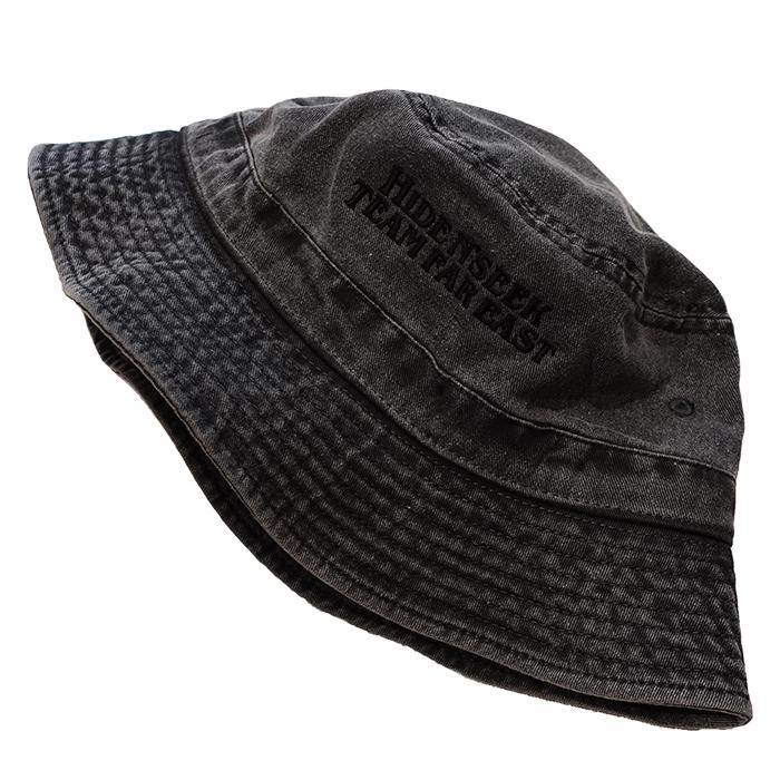 HIDEANDSEEK(ハイドアンドシーク) / TEAM FAR EAST BUCKET HAT(HG-061020)(バケットハット)