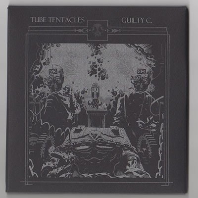 "TUBE TENTACLES / GUILTY C. ""s/t"" (Arigato-pack CD) - 画像1"