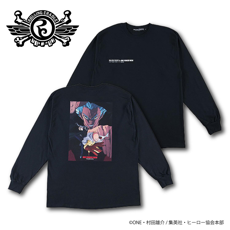 "ROLLING CRADLE (ロリクレ) |  ROLLING CRADLExワンパンマン""最強x最恐""  (Black)"