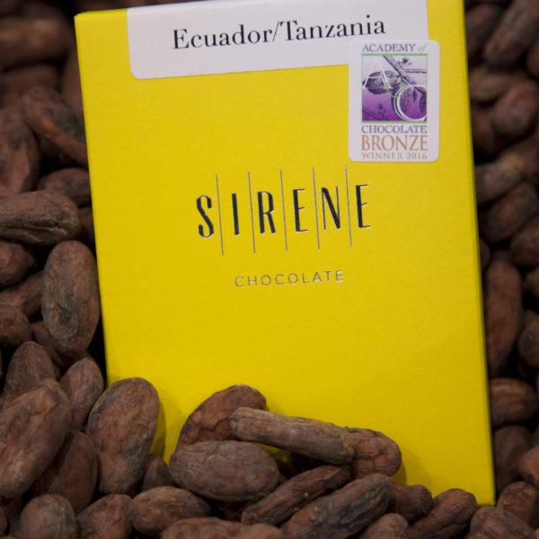 【SIRENE/セイレーン】 ダーク 73%エクアドル&タンザニア
