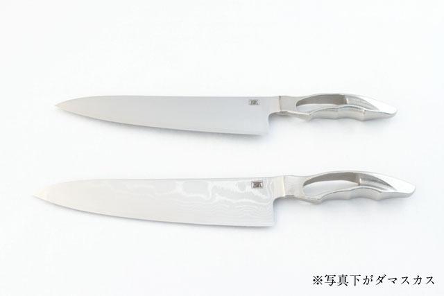 包丁 磨 牛刀210mm ダマスカス