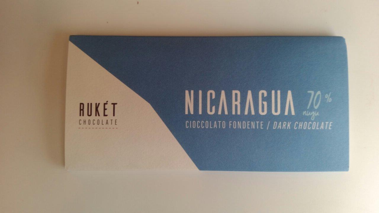 【RUKET/ルケット】 ダーク 70%ニカラグア