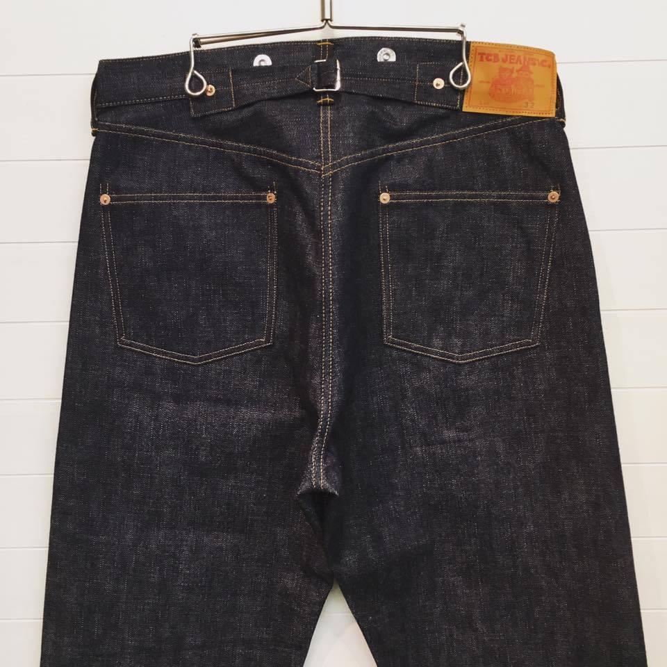 TCB(ティーシービー) jeans 20's