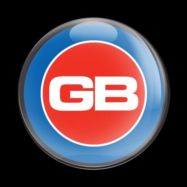 ゴーバッジ(ドーム)(CD0353 - MINI HERITAGE 01) - 画像1