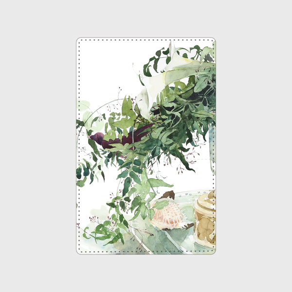 【受注生産】永遠の愛を誓う日(左サイド) カードケース
