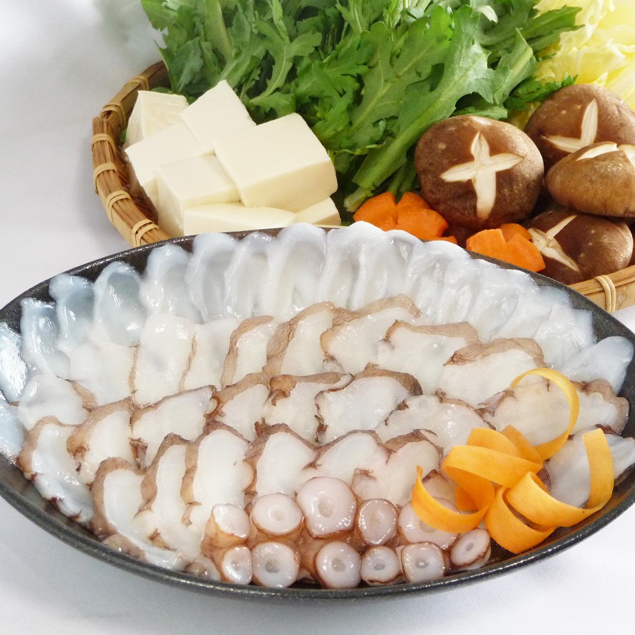 明石蛸のたこしゃぶ(3人用・210g)【五つ星ひょうご選定品】