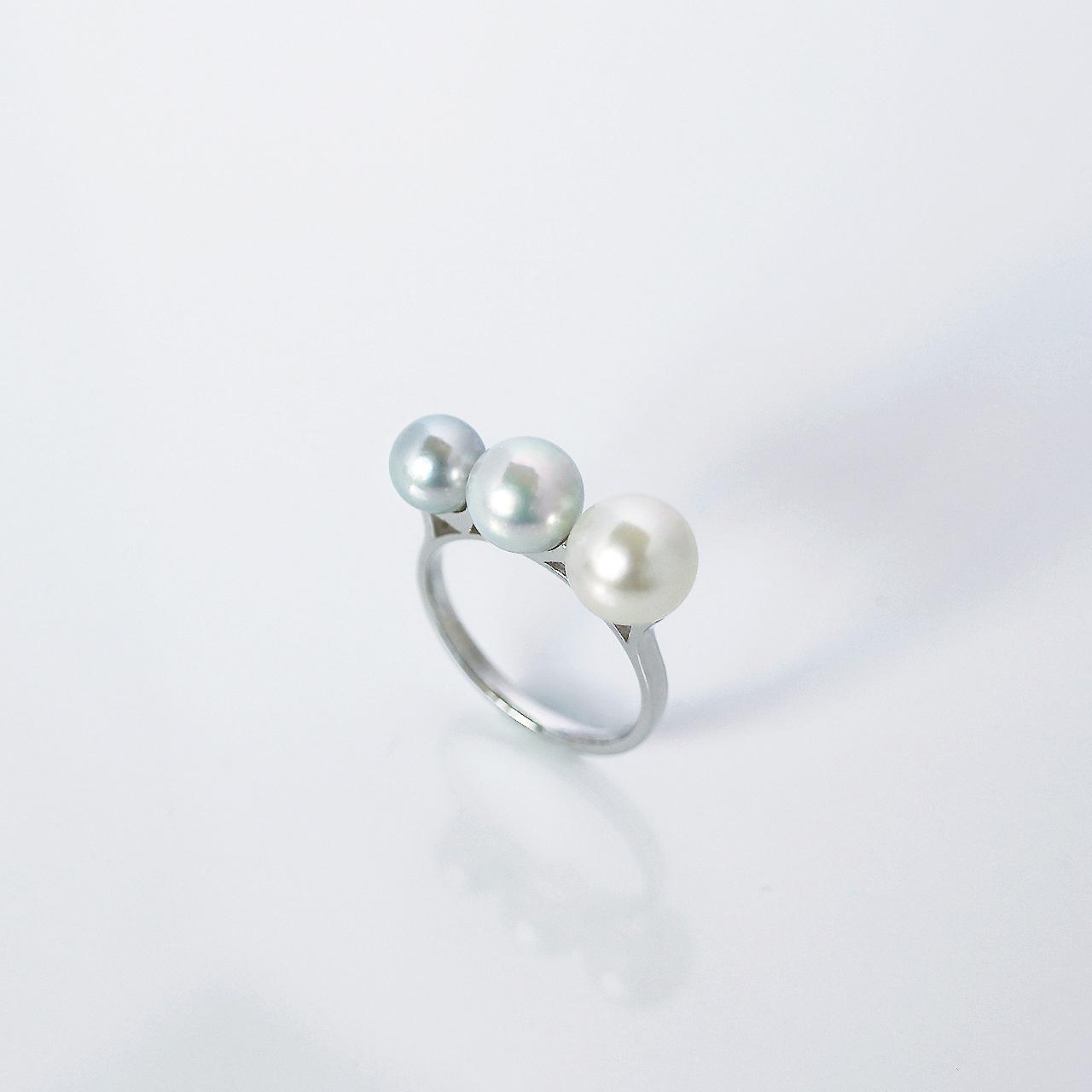 COLORS / Ring (Natural Grey)