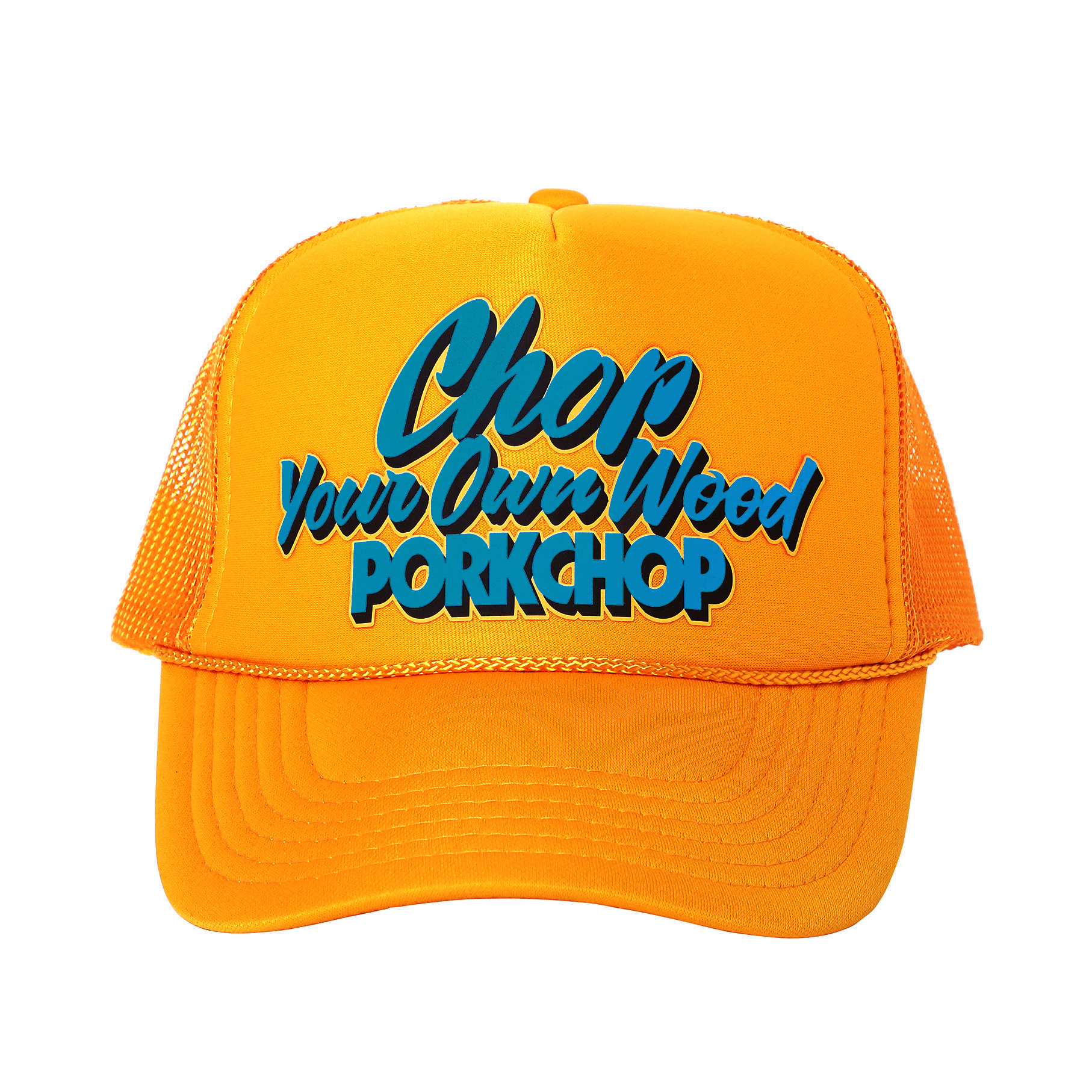 CHOP YOUR OWN WOOD CAP/GOLD
