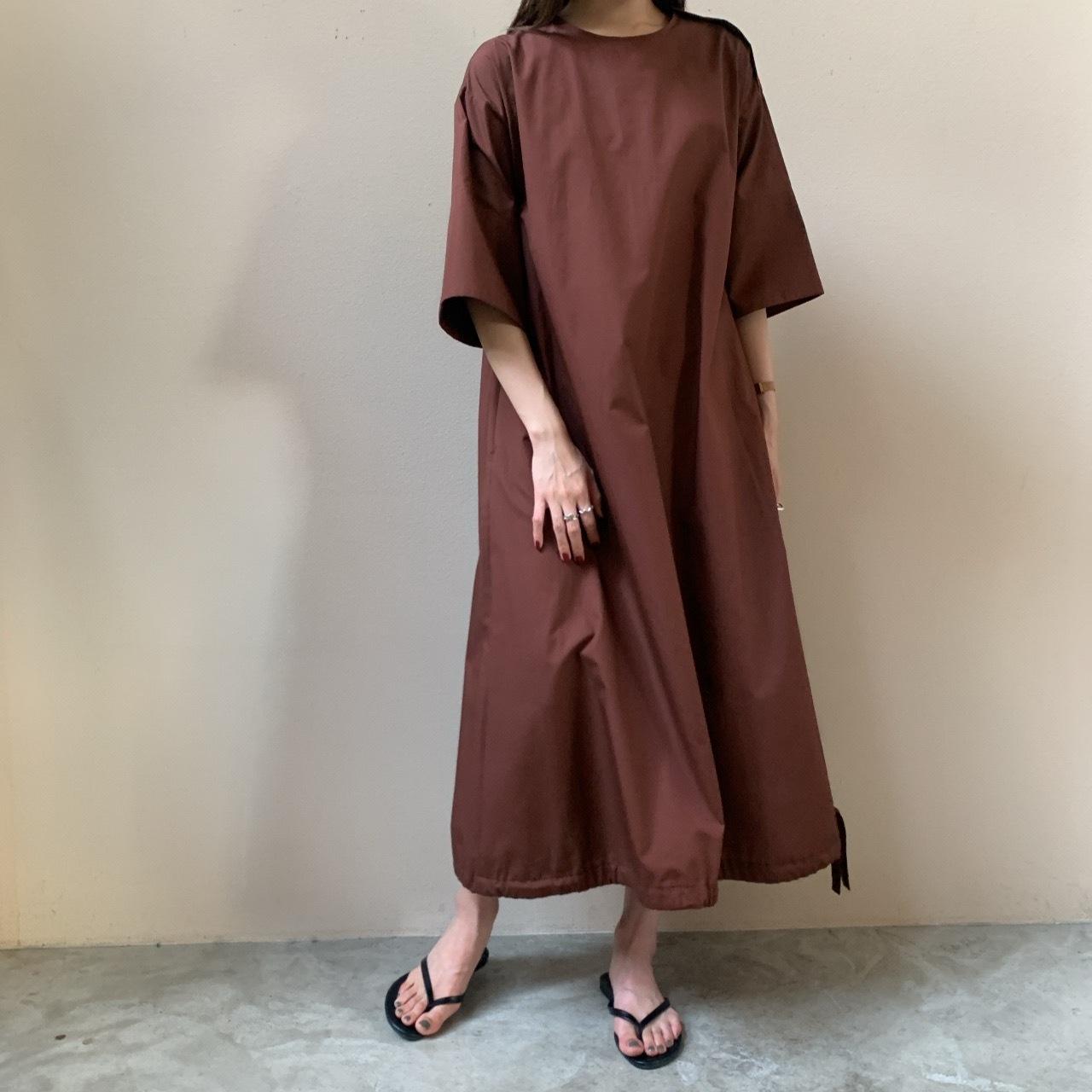 ELIN - Drawstring hem dress