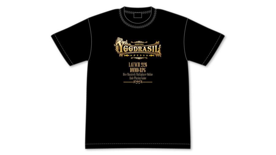オーバーロードII  ユグドラシル ローンチ 記念Tシャツ  / グルーヴガレージ