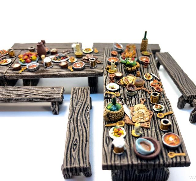 宴の席 デラックスセット II - 画像3