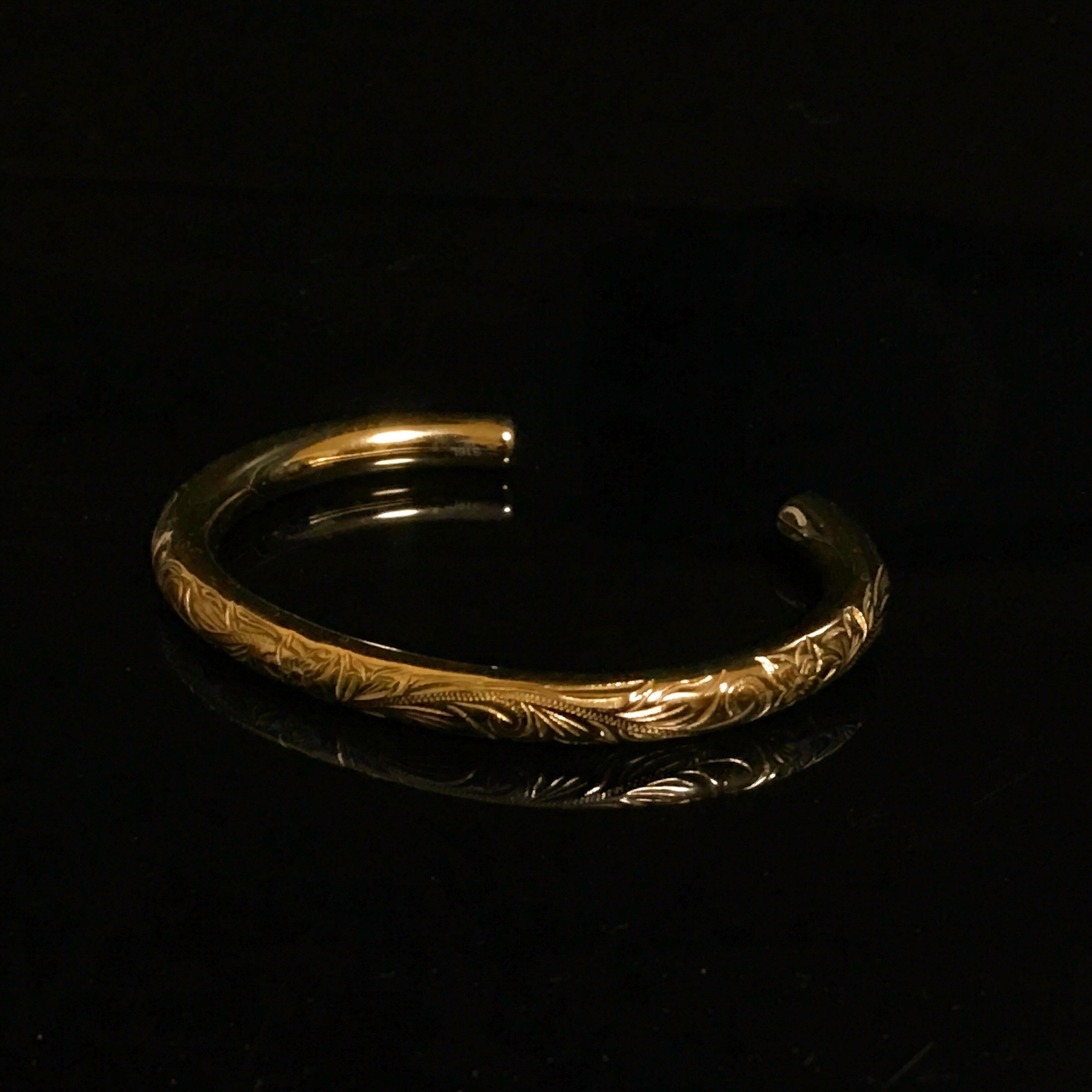 Hawaiianjewelry bangle (太)