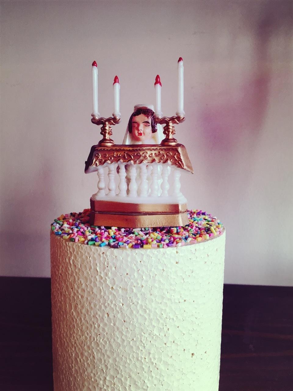 ケーキトッパー