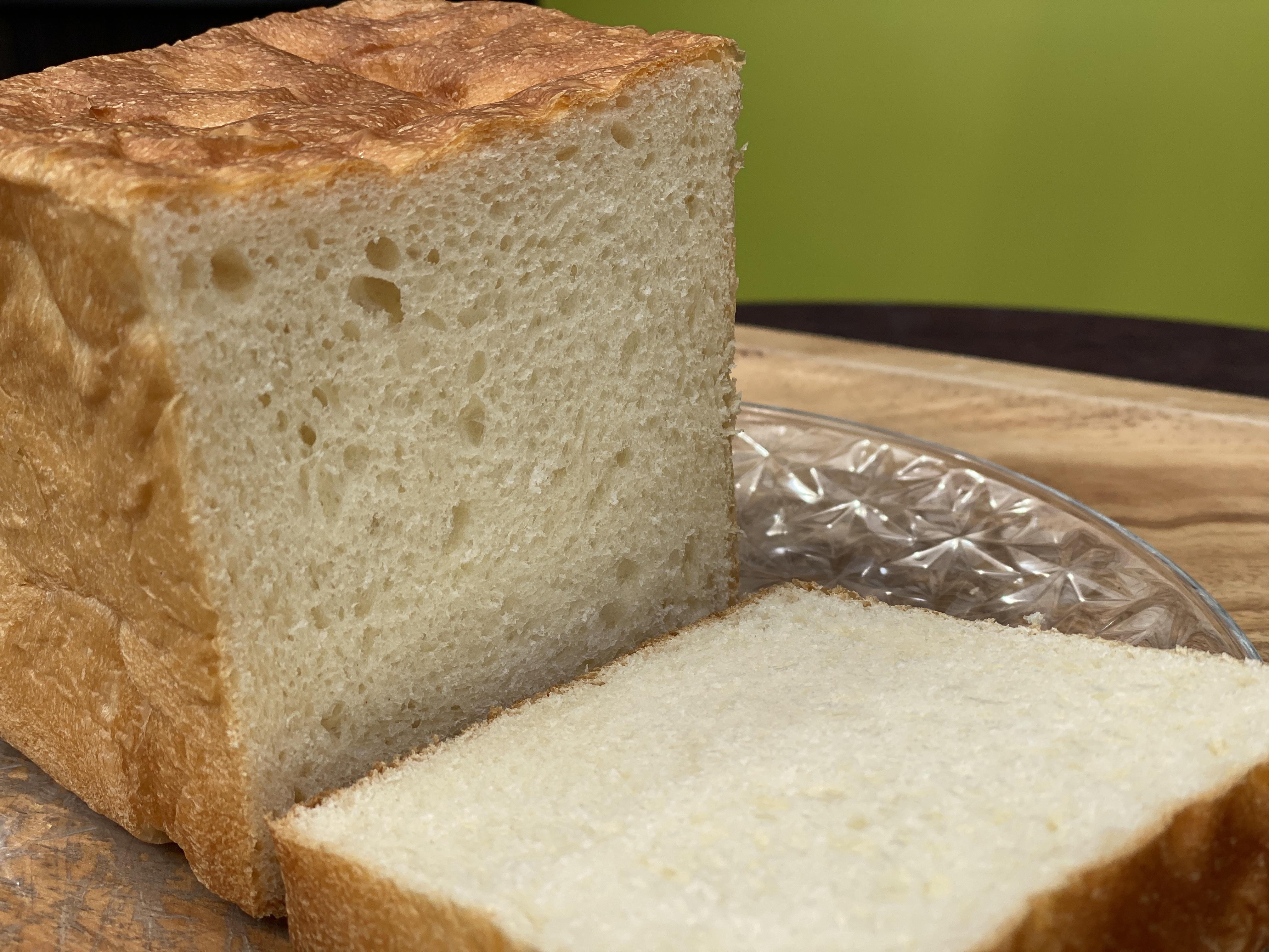 egggのデニッシュ食パン2個