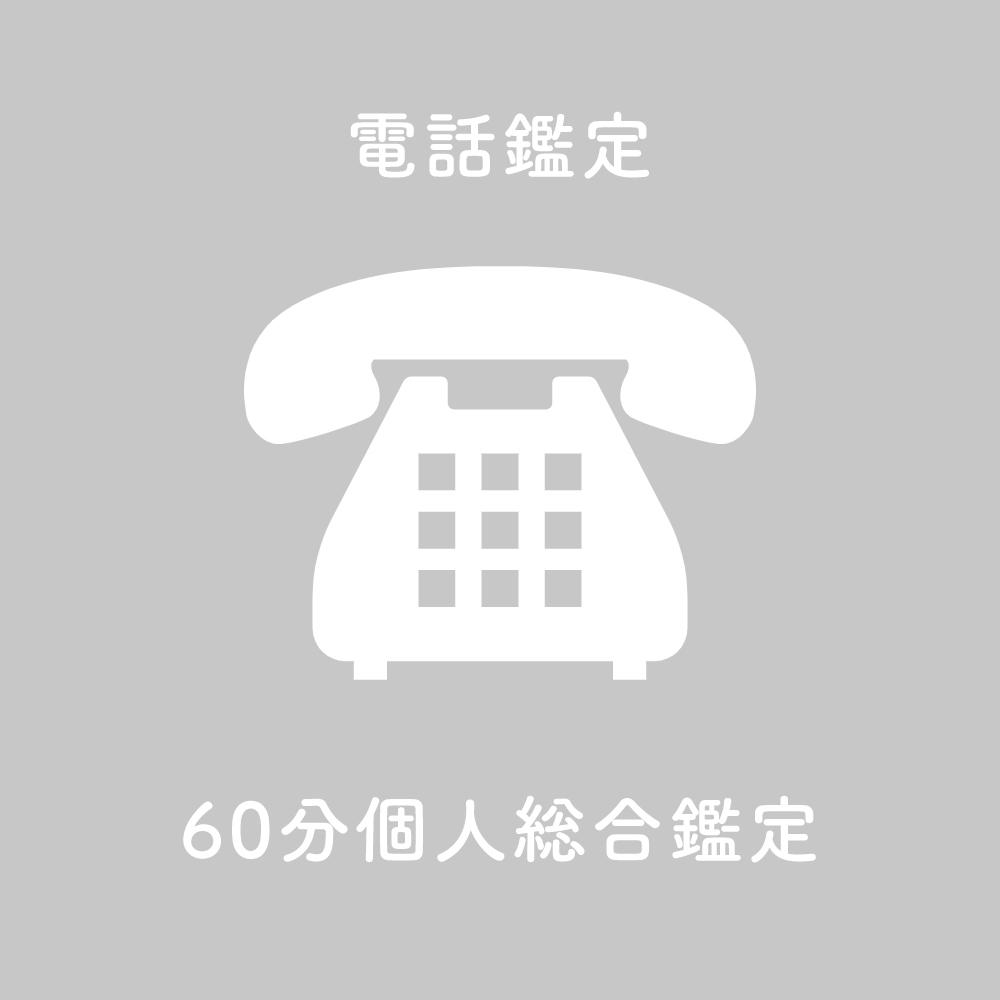電話鑑定(個人鑑定/60分鑑定)