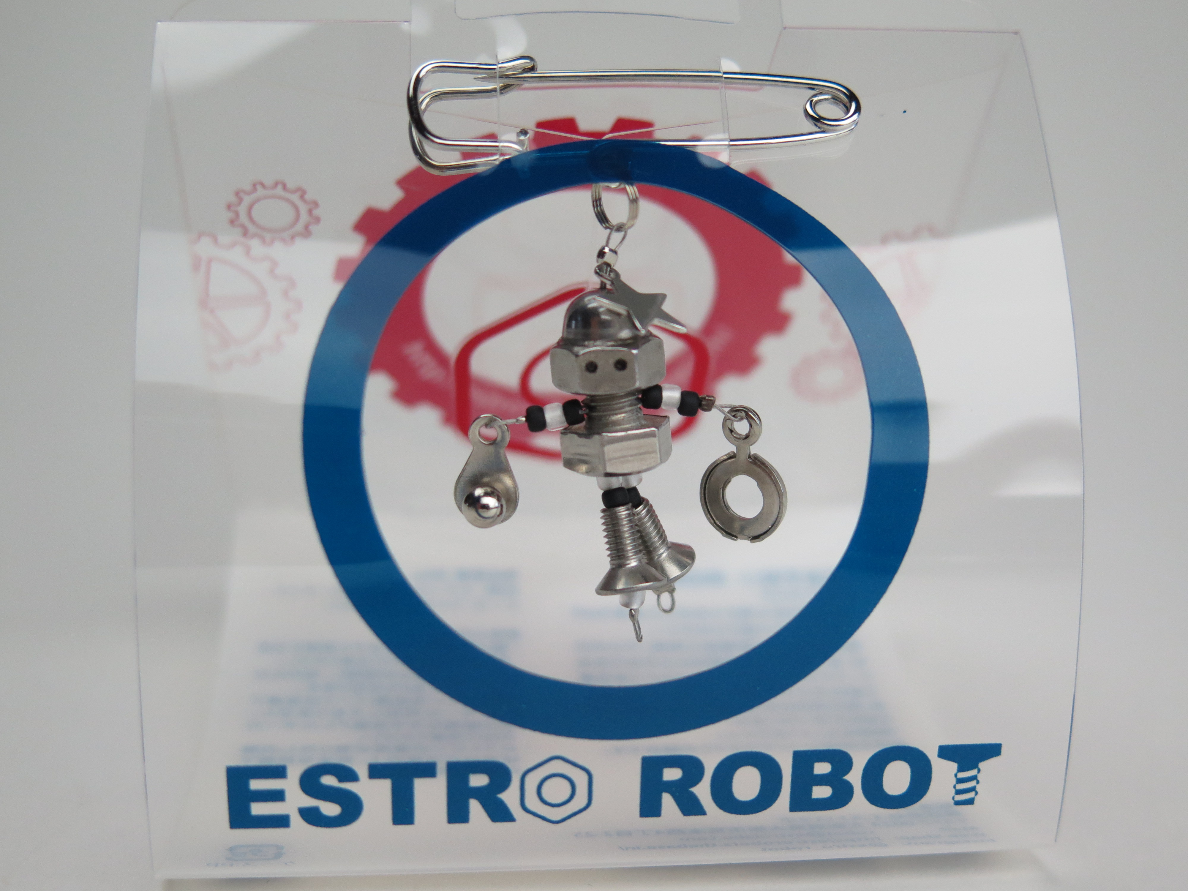 estro robot metal black メタルブラック