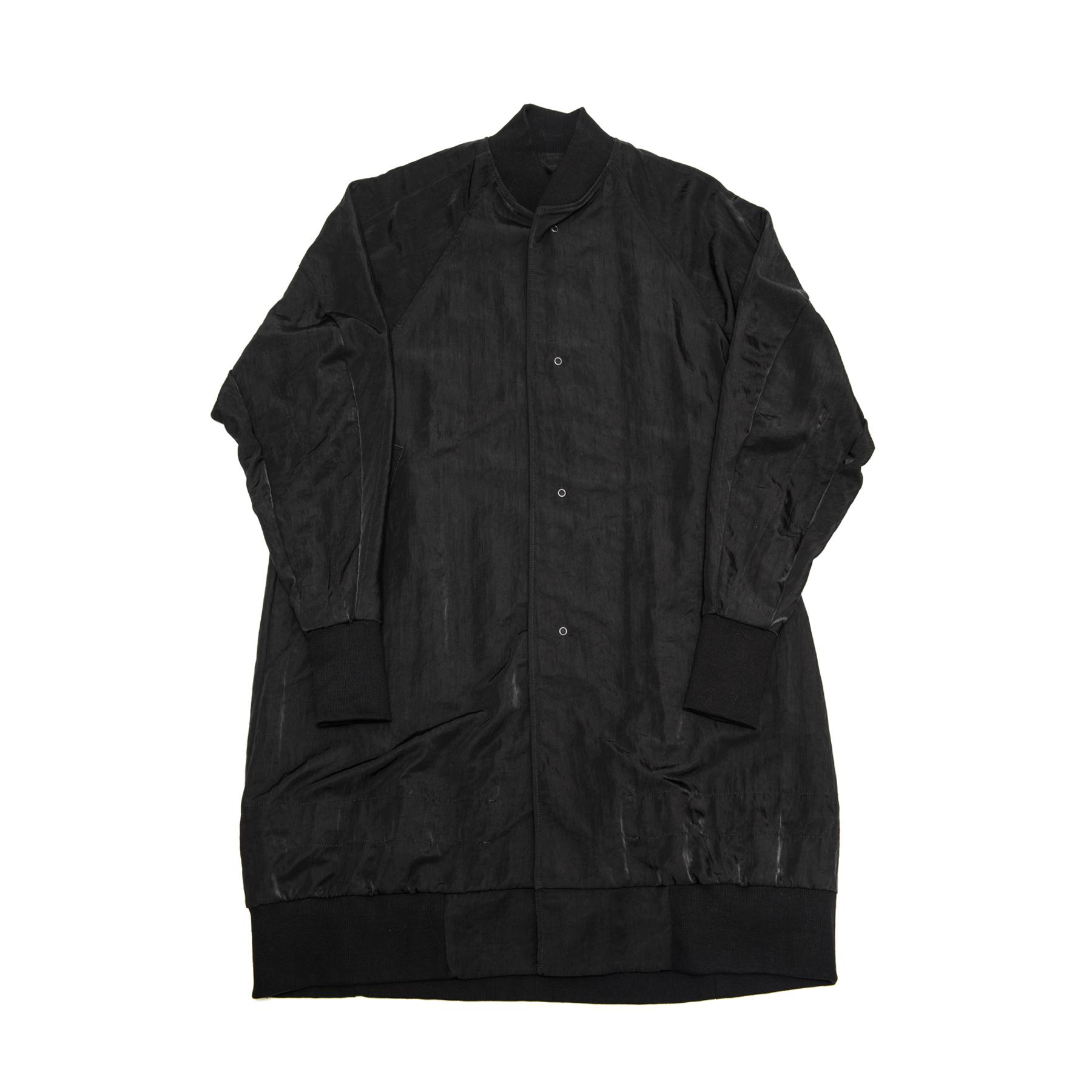 597COM1-BLACK / ロングスタジアムジャケット