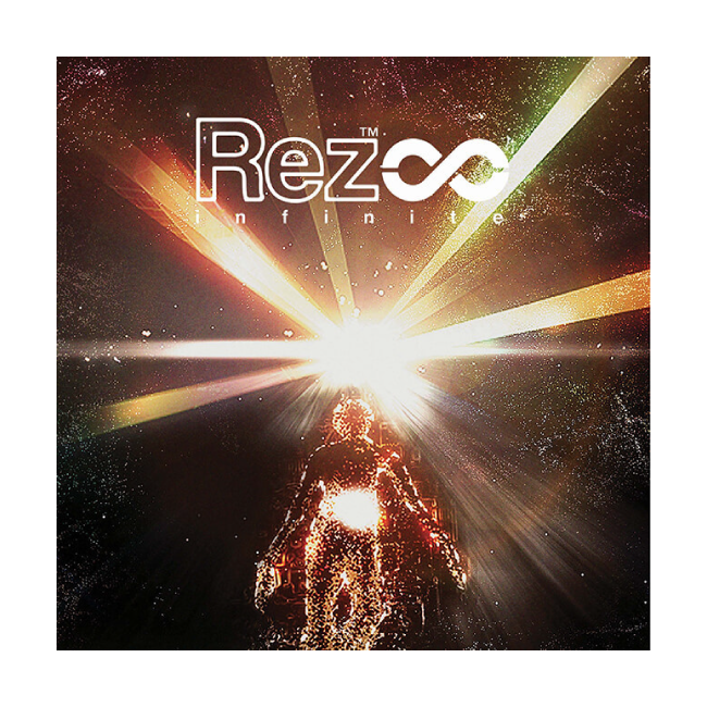 【Rez Infinite】オリジナル・サウンドトラック(2CD) - 画像1