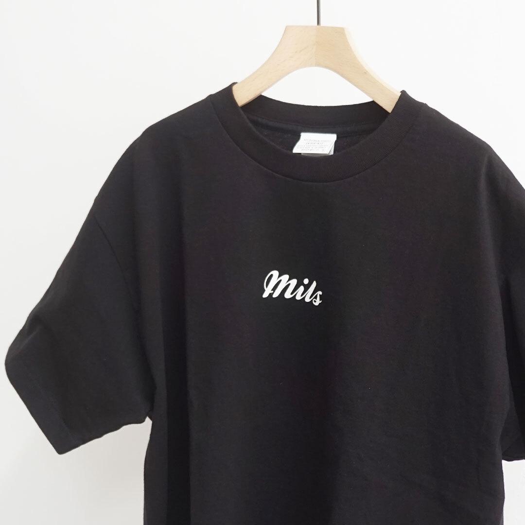 【再入荷なし】 kha:ki カーキ SIDE SLIT TEE(MILS) サイドスリットT (品番mil-20hcs190c)