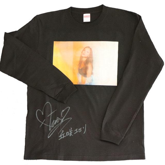 【サイン入り】Emiri3b Long sleeves