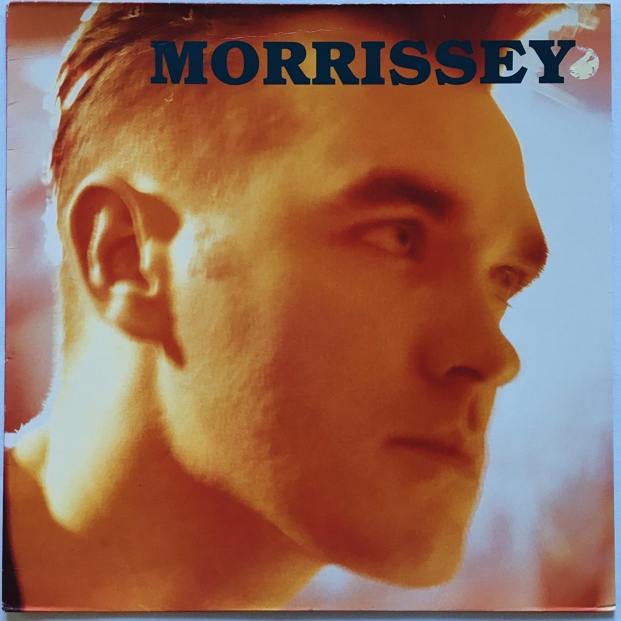 【12inch・英盤】Morrissey / Interesting Drug