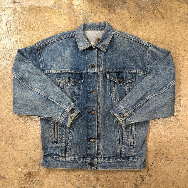 Levi's Denim Jacket ¥7,600+tax
