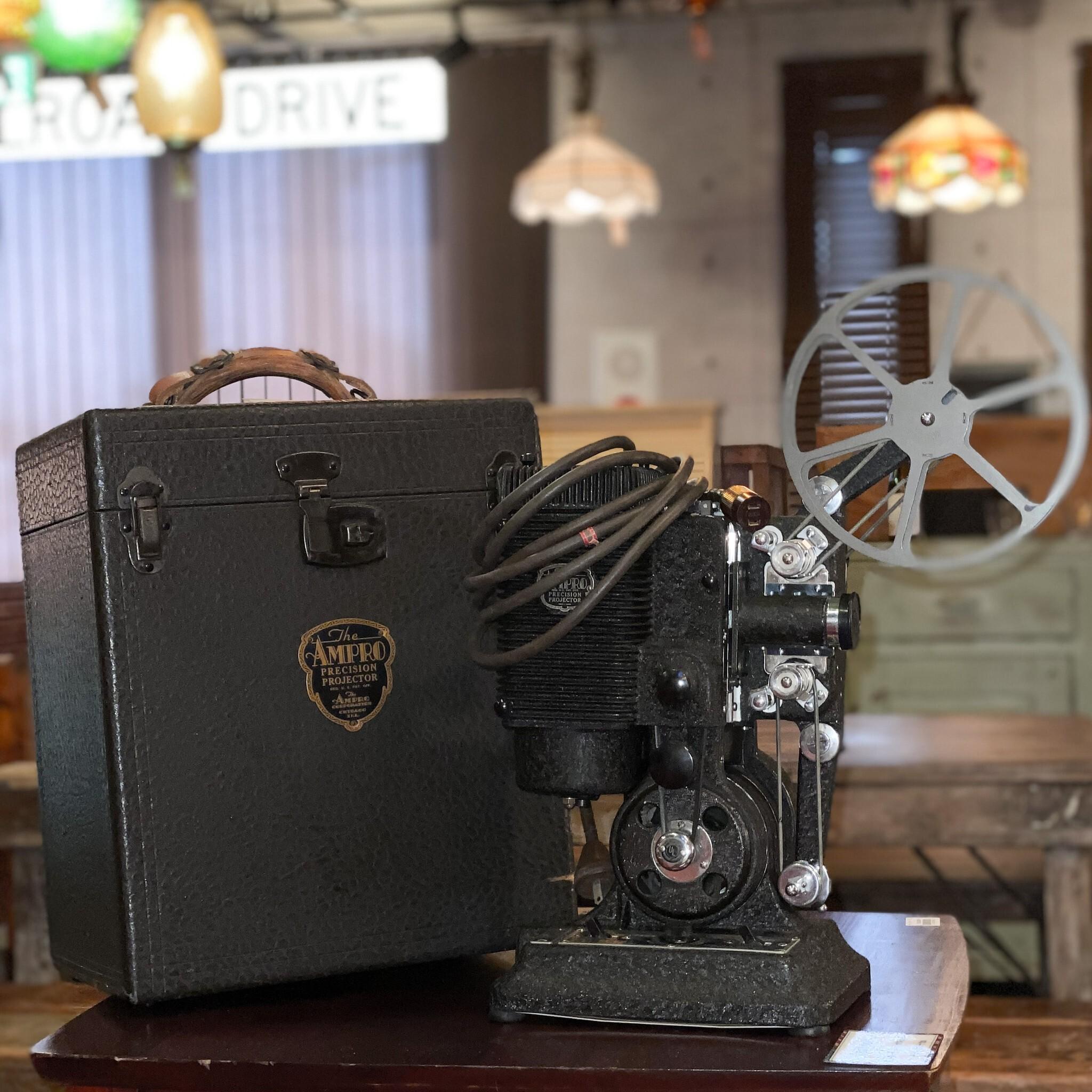 品番5008 Ampro 映写機 プロジェクター The Ampro Precision Projector アンティーク 011