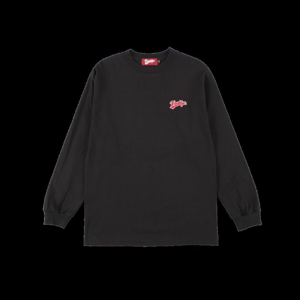 K'rooklyn Long Sleeve T-Shirt - Black