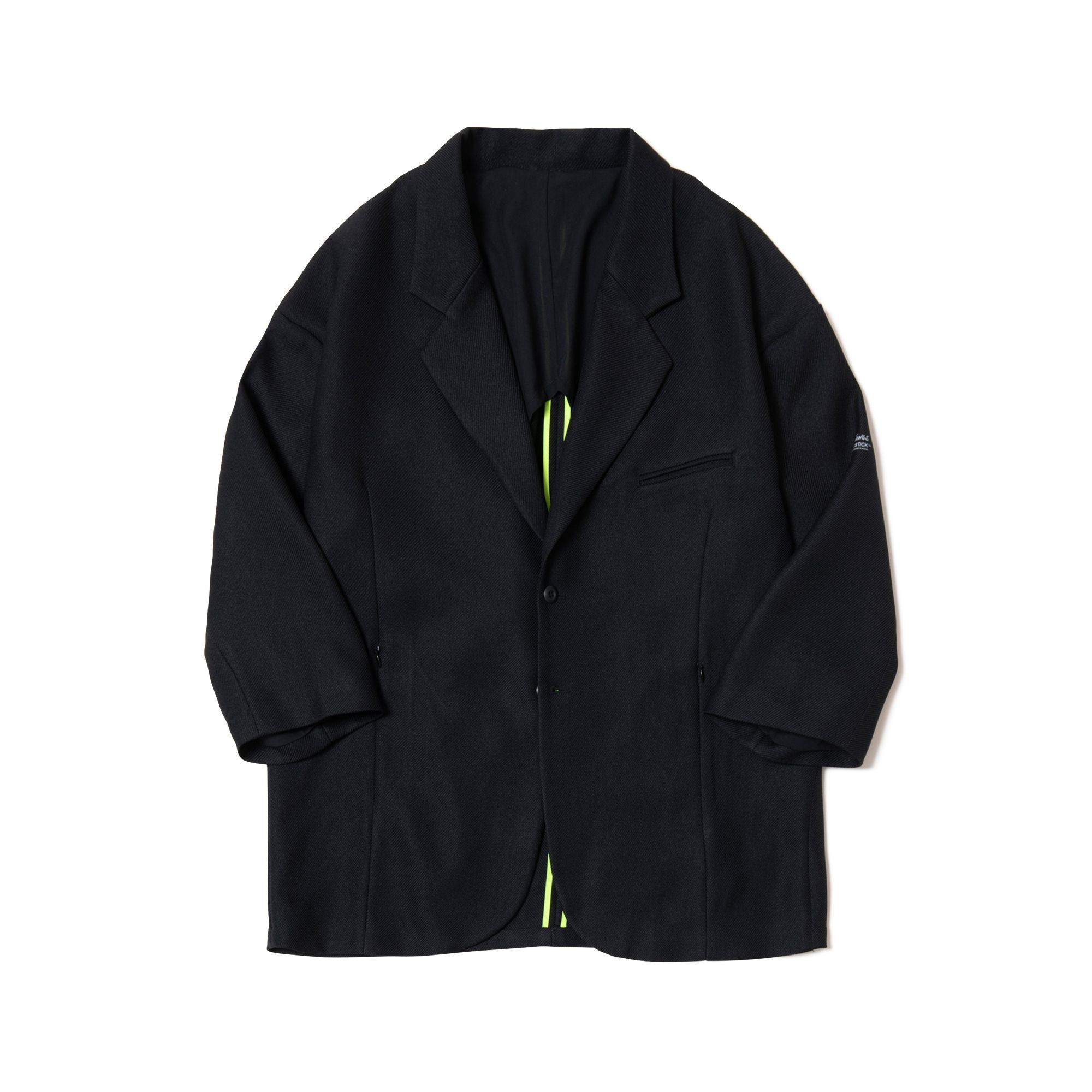 MAGIC STICK WATER RESISTANT 2B JACKET by Wild Things® BLACK