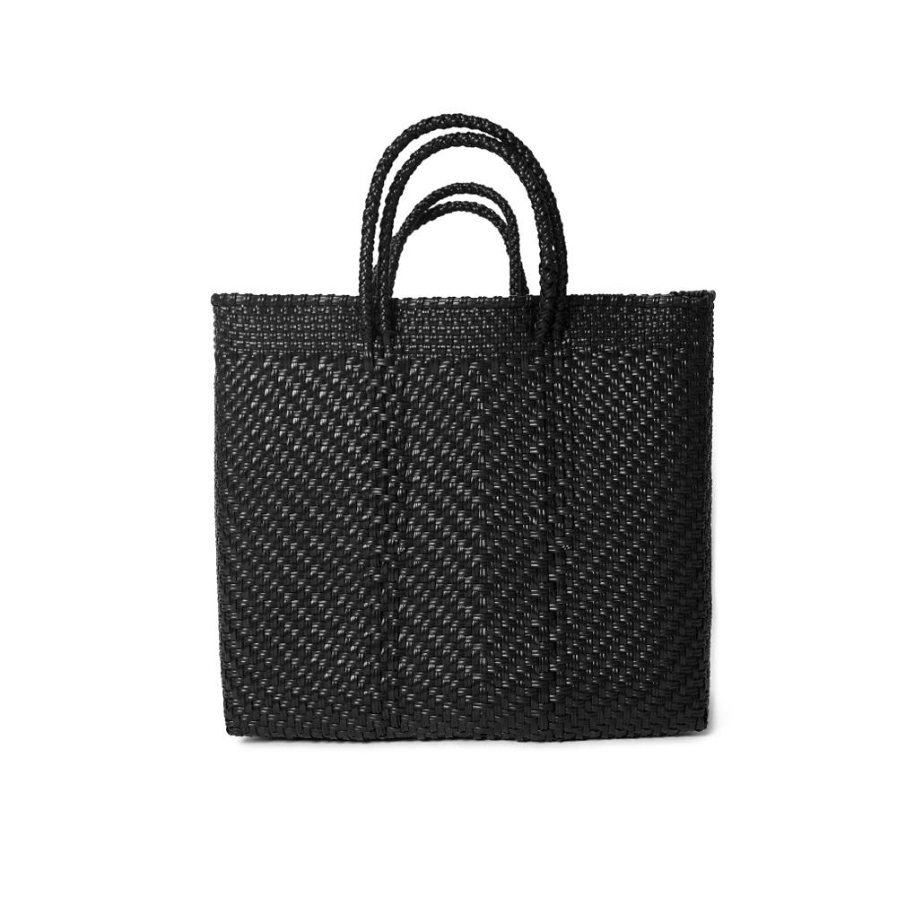 MERCADO BAG ESPIGA - Black(S)