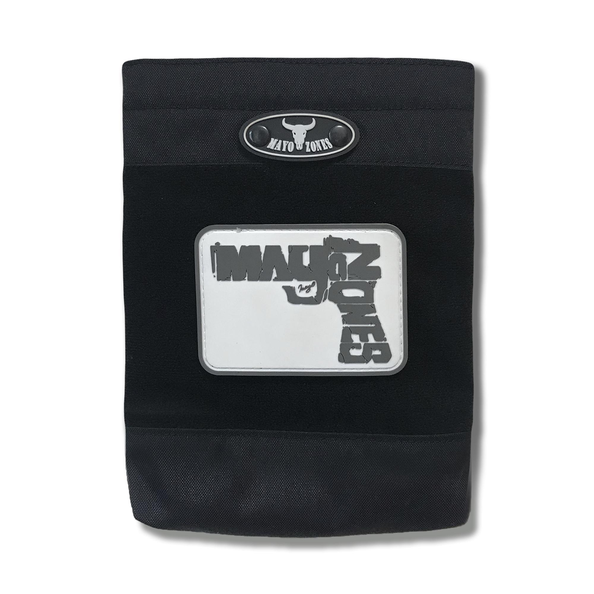 ベルクロ ダンプポーチ パッチ付(サバイバルゲーム用品)
