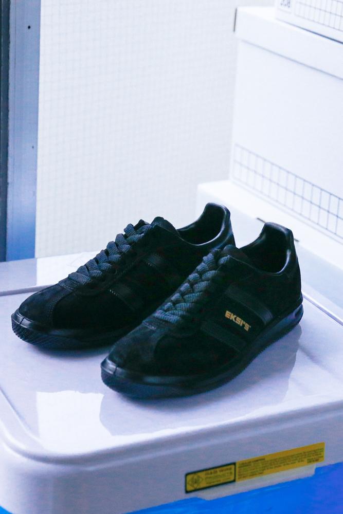 EKSI'S Sneakers (Black)