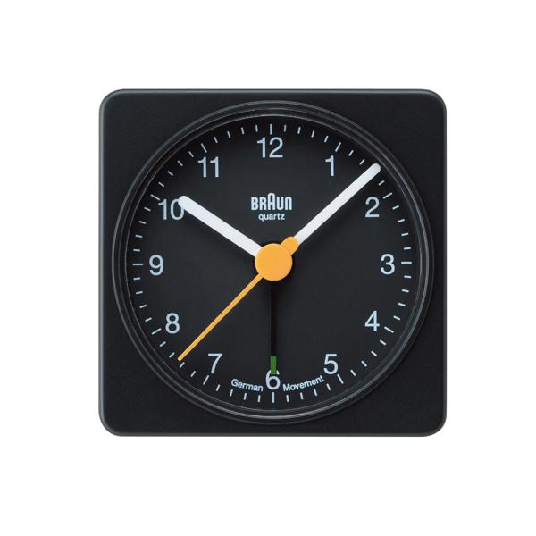 BRAUN Alarm Clock BNC002 ブラック