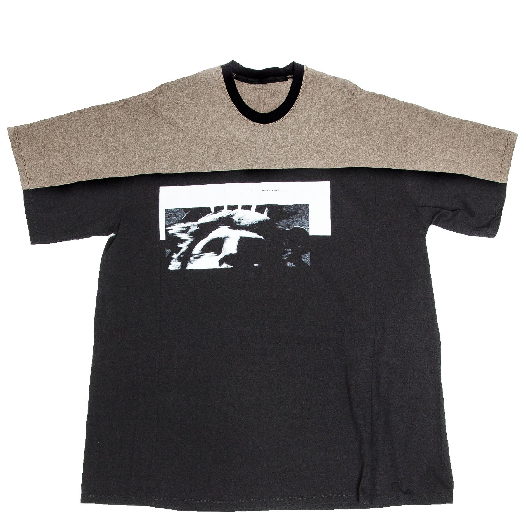 617CPM20-KHAKI / S.O.L. ビッグT-シャツ