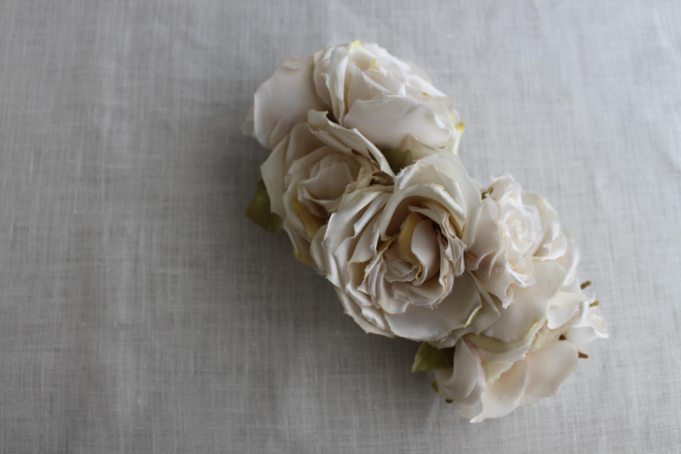 白バラのヘッド