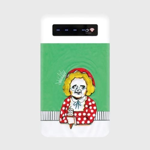yuki horimoto 歯イタおばさん モバイルバッテリー