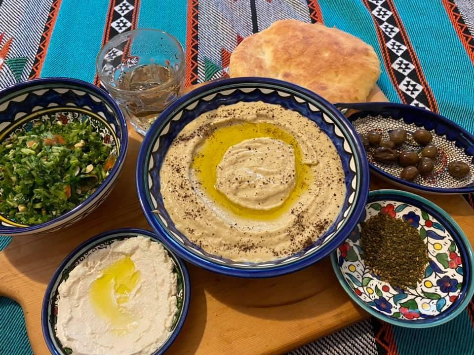 パレスチナ料理のレシピを教えます!(お好みの食材指定OK!)
