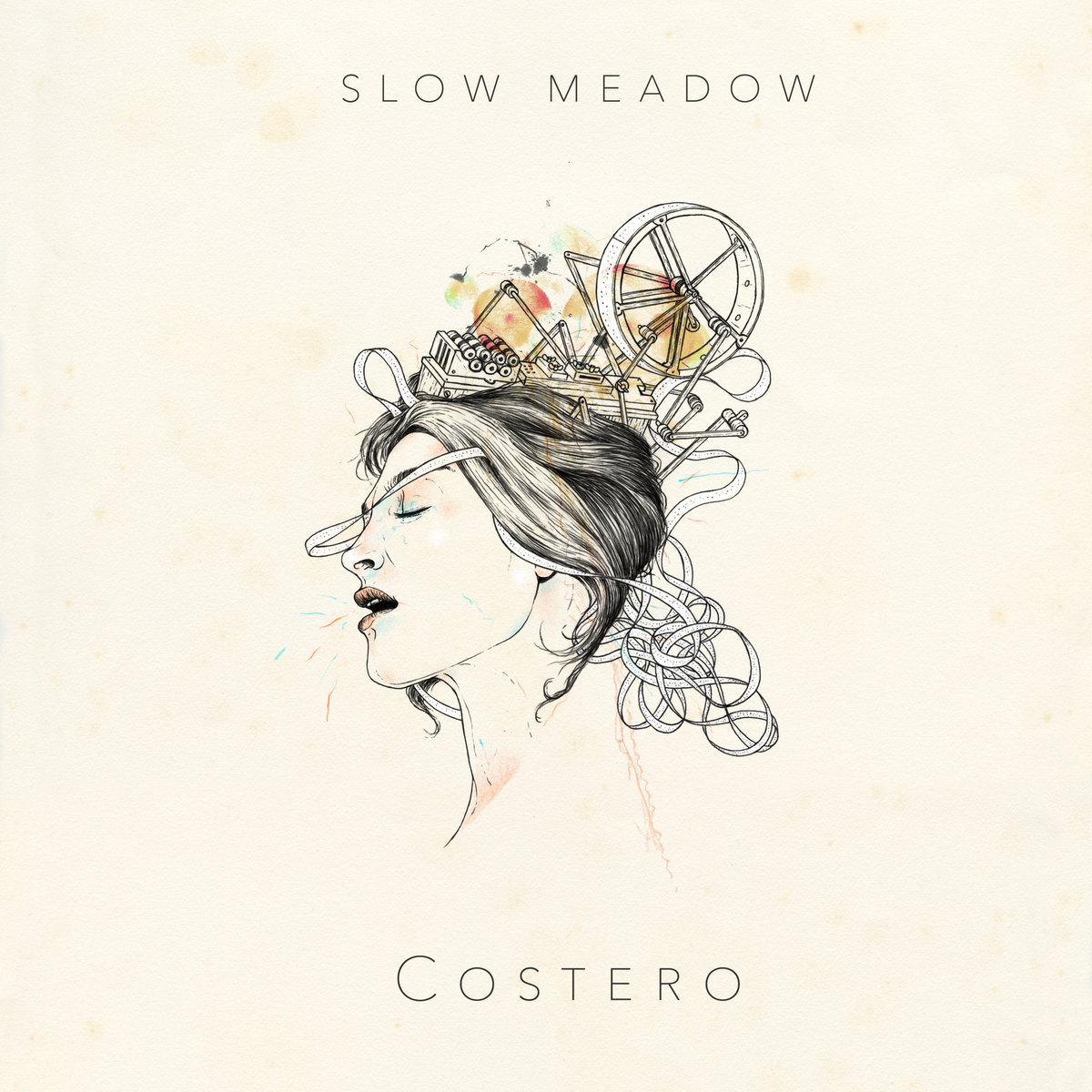 Slow Meadow『Costero』(Hammock Music)