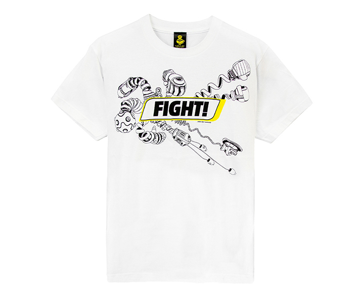 ARMS / FIGHT! / THE KING OF GAMES
