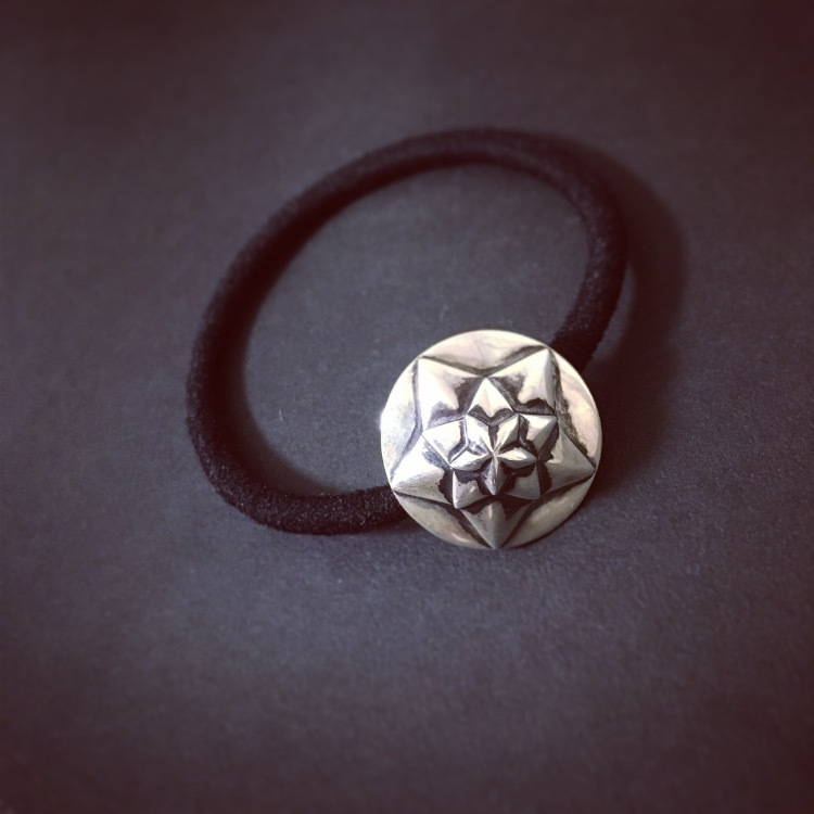 Silver Bracelet Triple Star
