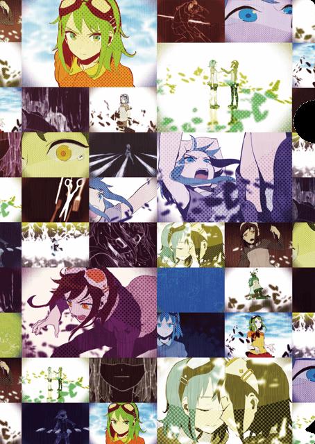 DECO*27「モザイクロール」クリアファイルセット - 画像2