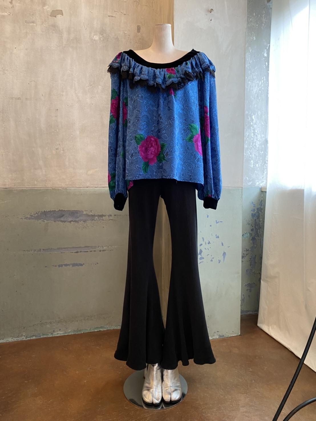 Vintage Silk tops