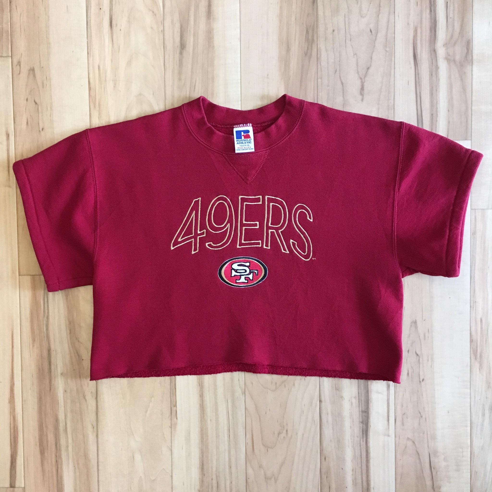 San Francisco 49ers Remake Sweat S/S