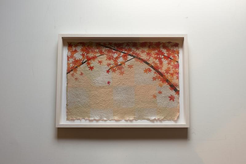 Autumn (額入り特別作品)