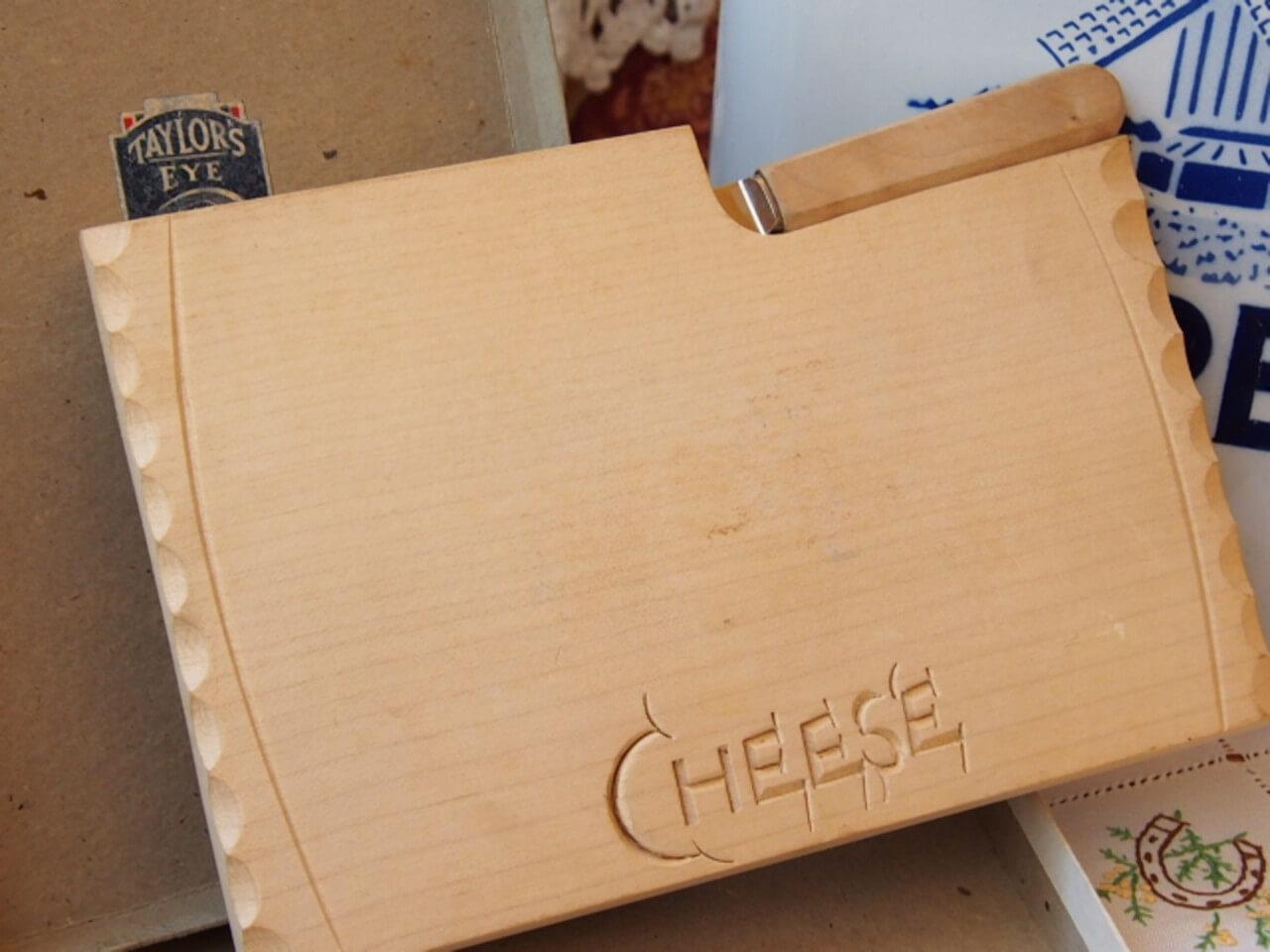 チーズボード&ナイフ