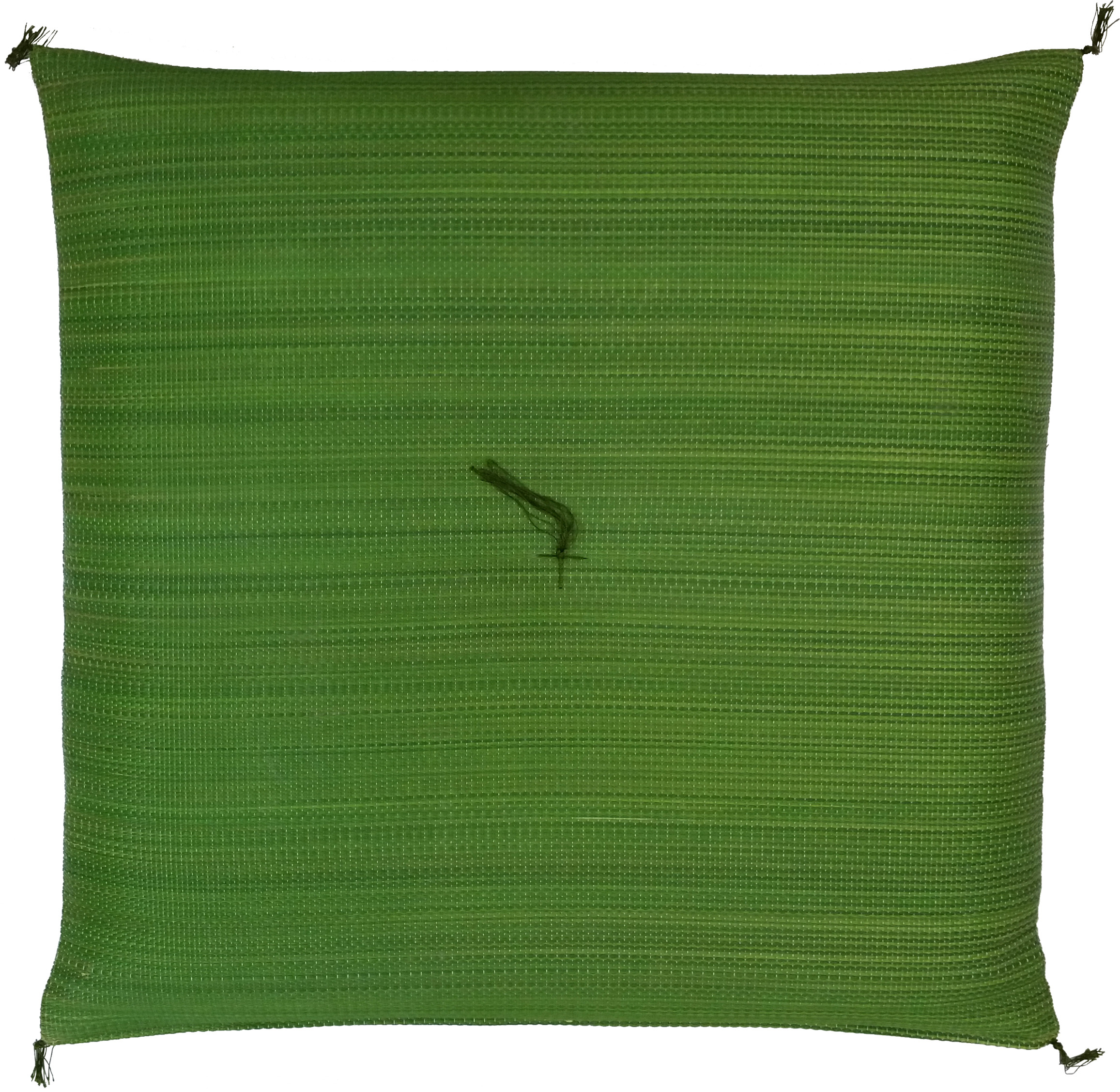 【純国産 い草座布団】グリーン Rush Grass Cushion : GREEN Made in JAPAN